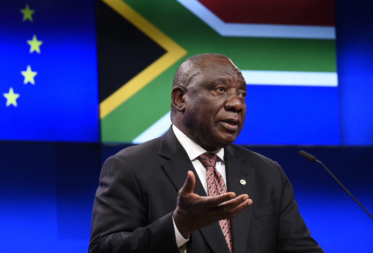 Unemployment drops Ramaphosa vows changes