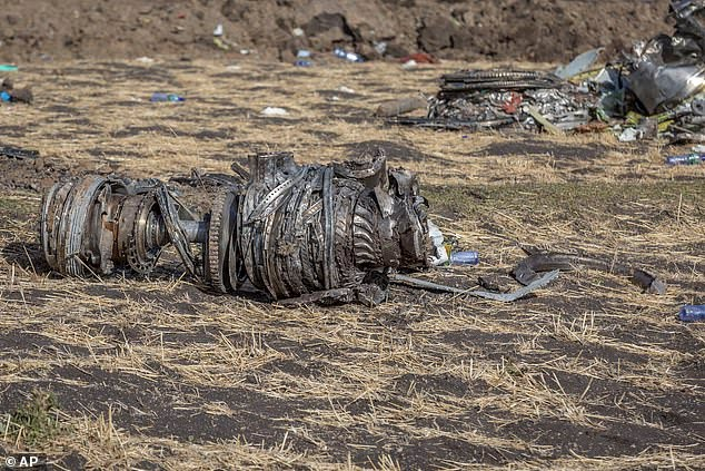 Black boxes found at the Ethiopian Airline crash site