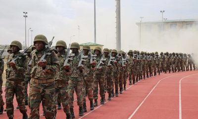 Somalian Army