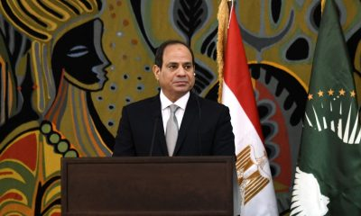 Abdel Fattah al-Sisi denies allegations of corruption