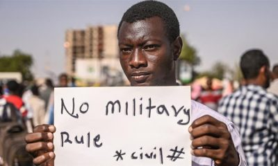 Sudan army and protesters differ