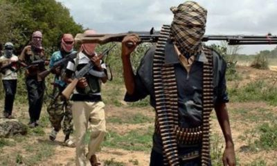 Boko Haram attacks army base in Nigeria. Kills five soldiers, 30 missing