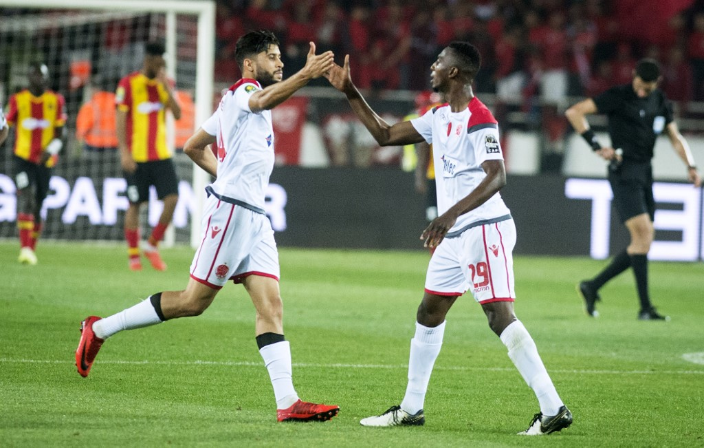 Wydad score late goal to leave CAF Champions League final open