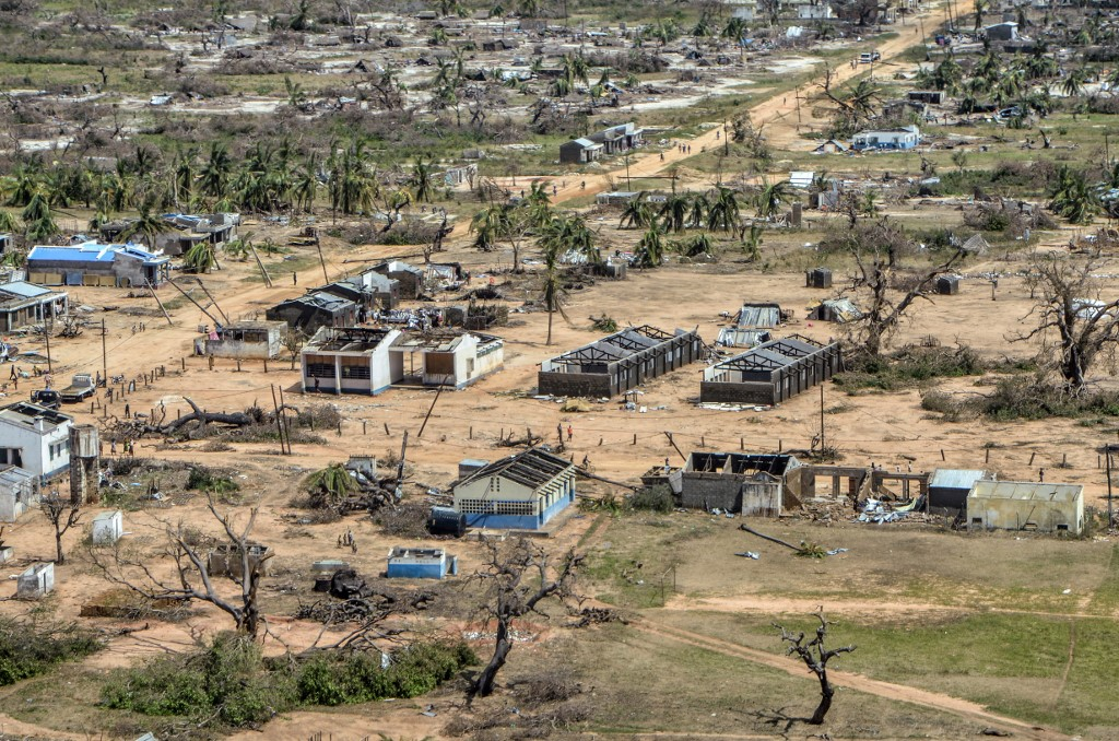 Cyclone hit communities in Mozambique require $3.2 billion fund