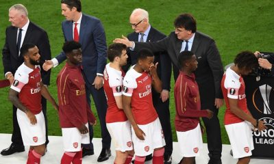 Arsenal's African contingent suffer Europa League heartbreak