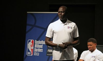 The National Basketball Association (NBA) has named Senegal's Amadou Gallo Fall as the new Basketball Africa League President.