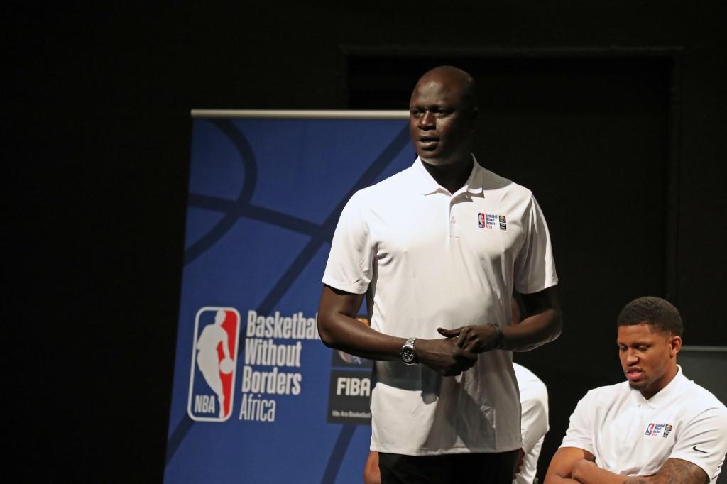 The National Basketball Association (NBA) has named Senegal's Amadou Gallo Fall as the new Basketball Africa League President.