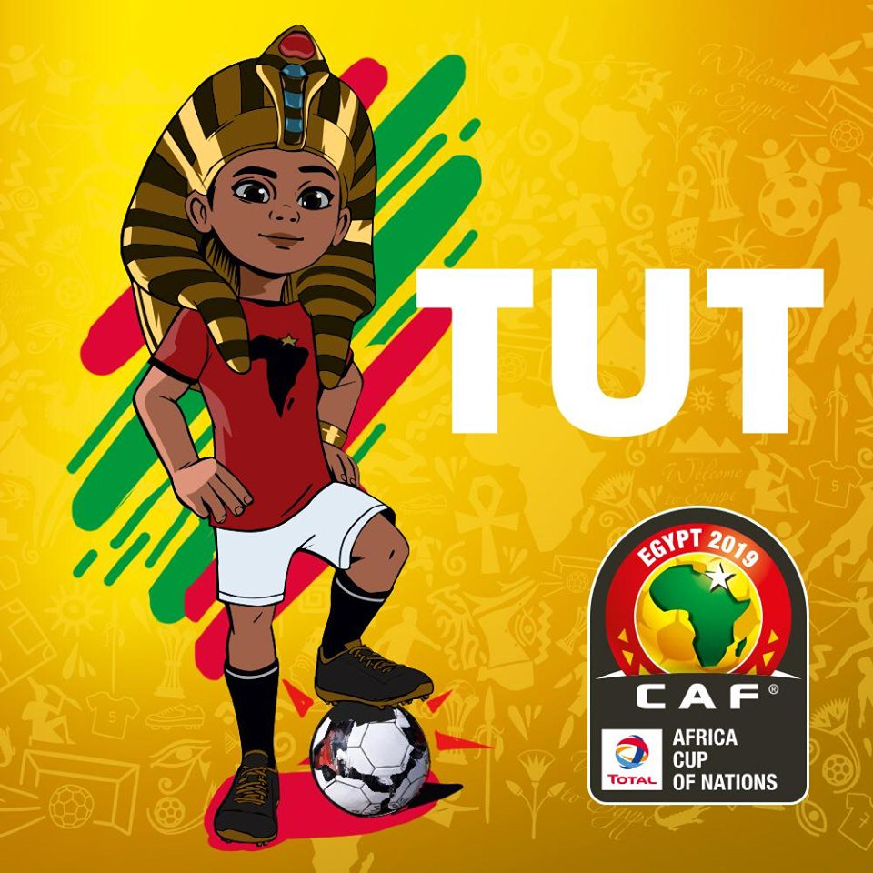 """AFCON 2019 mascot unveiled as """"Tut"""""""