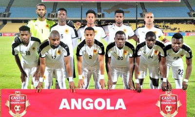 Angola pulls out of 2019 COSAFA Cup | News Central TV