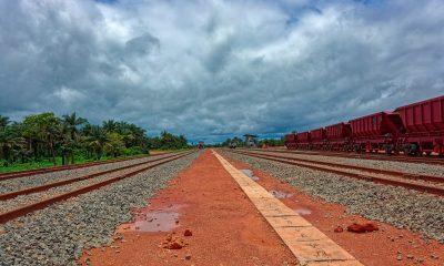 Guinea's new Bauxite railway readies for operation