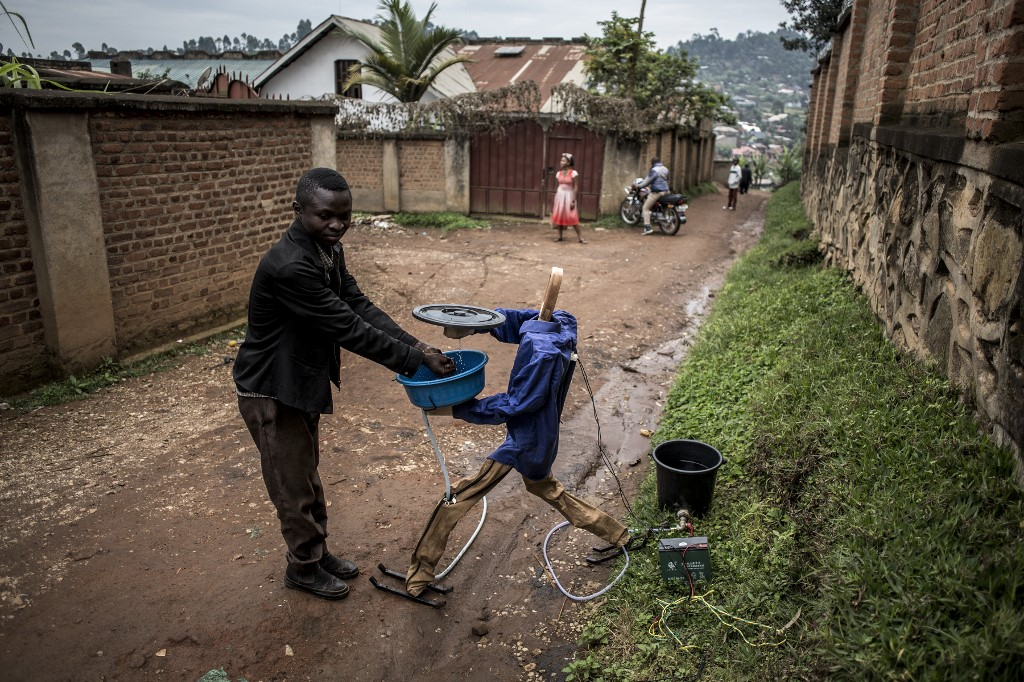 Over 1,000 deaths recorded in D.R. Congo Ebola epidemic