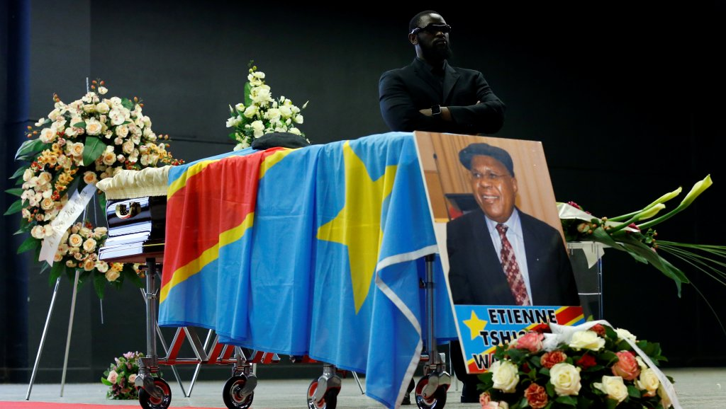 DR Congo awaits repatriation of former opposition leader's body