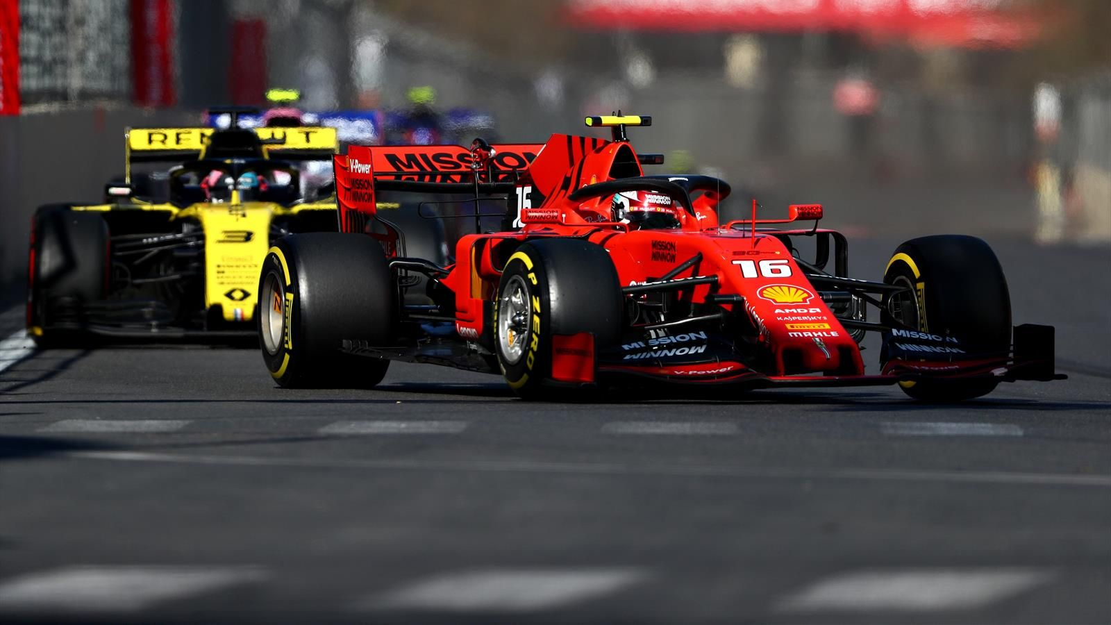 F1 in talks to make African comeback