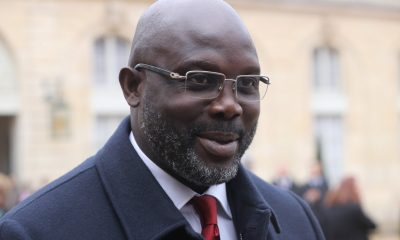 President Weah sanitises Liberia's central bank | News Central TV