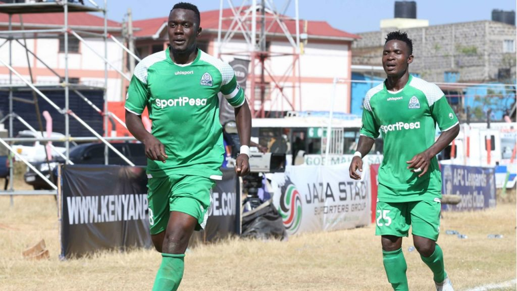 Gor Mahia open 10-point gap in KPL after beating Sofapaka