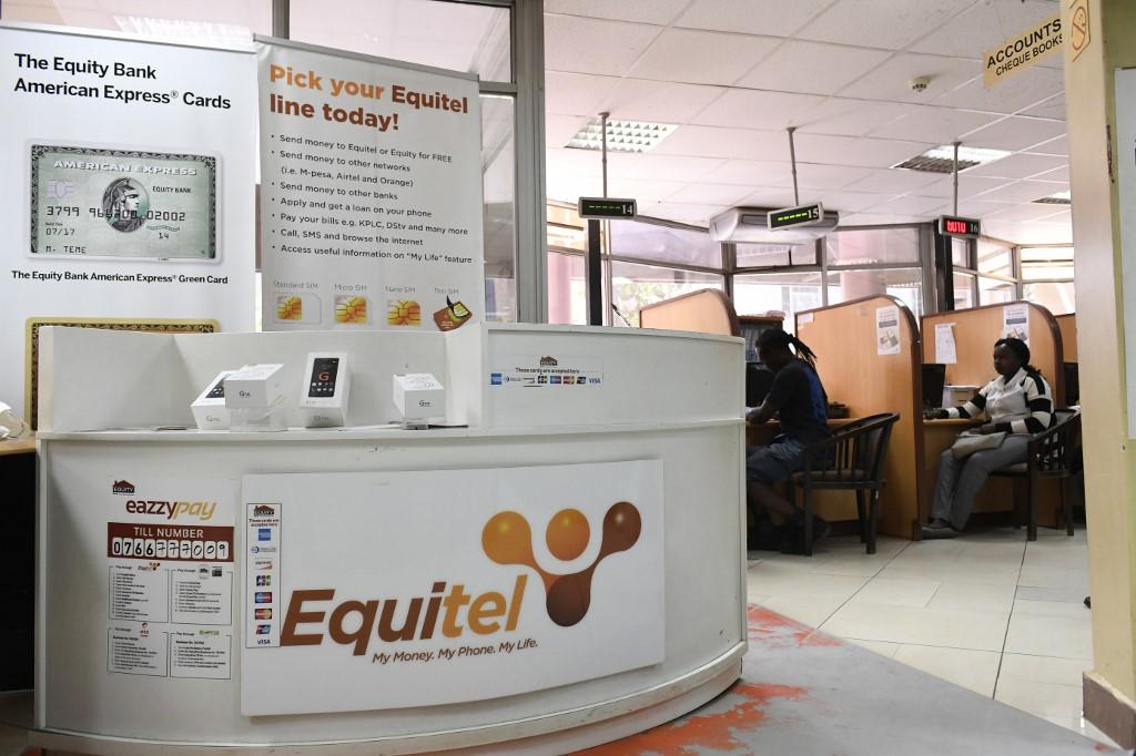 Kenya equity bank