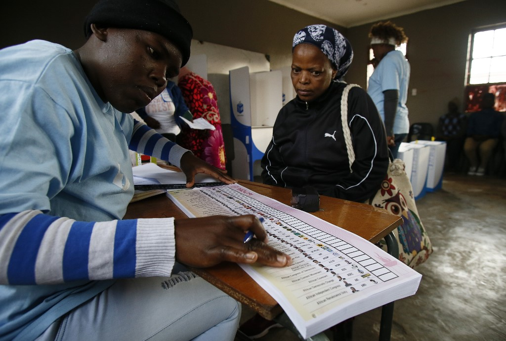 UPDATE: South Africa election facts and voting procedures