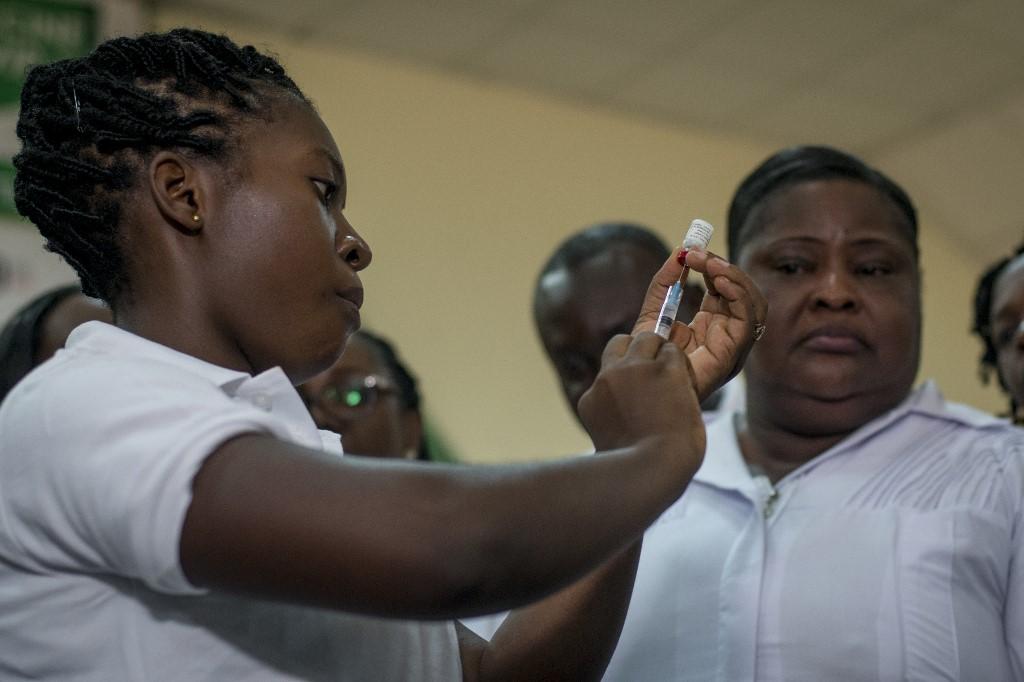 Mosquirix vaccine is helping Ghana 'jab' back against malaria's devastation