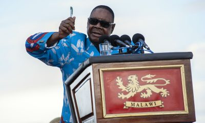 Malawi's Mutharika faces tough election against deputy, former pastor