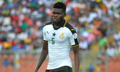 Partey, Abdulai named footballers of the year by Ghanaian sports writers