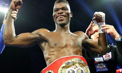 Ghana's Commey closing in on IBF title defence
