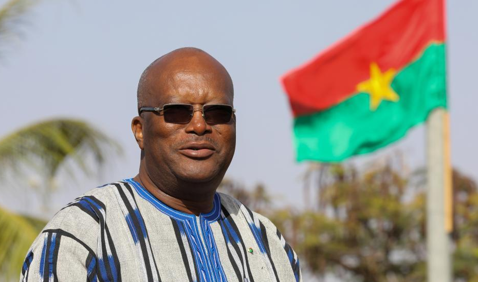 Burkina Faso sacks governors of jihadist-troubled regions