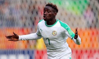 U-20 World Cup: Record-breaking Sagna shoots Senegal past Tahiti