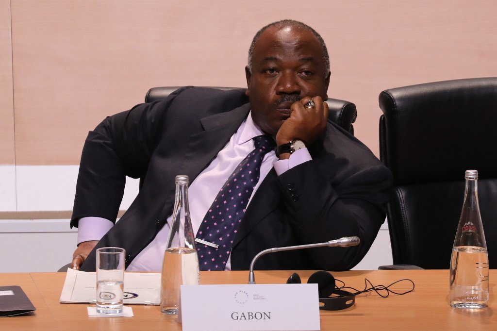 Gabon vows no mercy over $250 million hardwood theft
