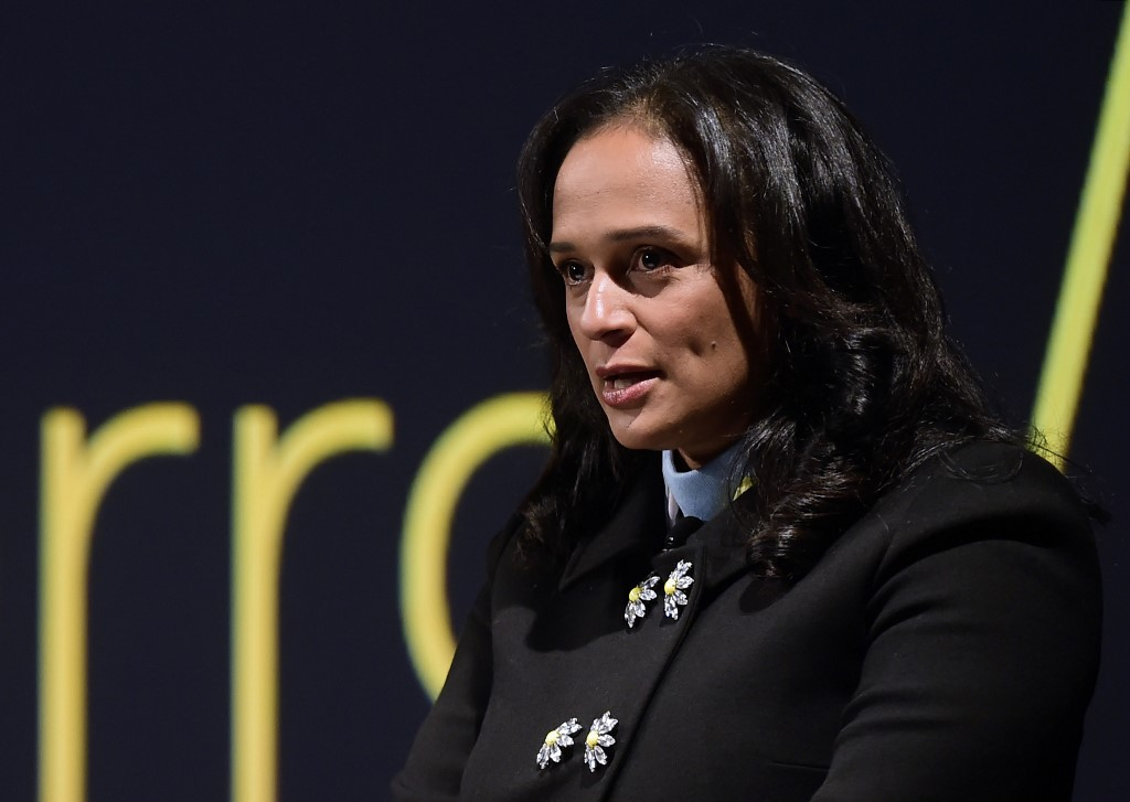 Angola withdraws real estate contract awarded to Isabel dos Santos