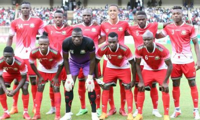 Kenya announces preliminary squad for Africa Cup of Nations