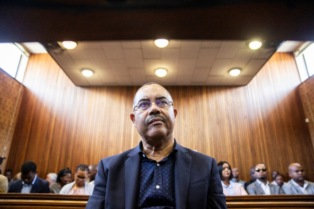South Africa extradites former Mozambique finance minister