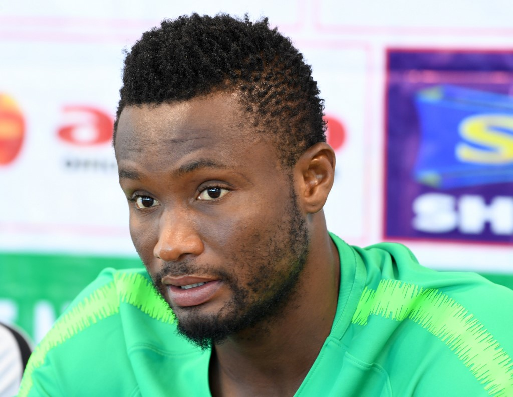 John Obi Mikel returns, will lead Nigeria at Africa Cup of Nations