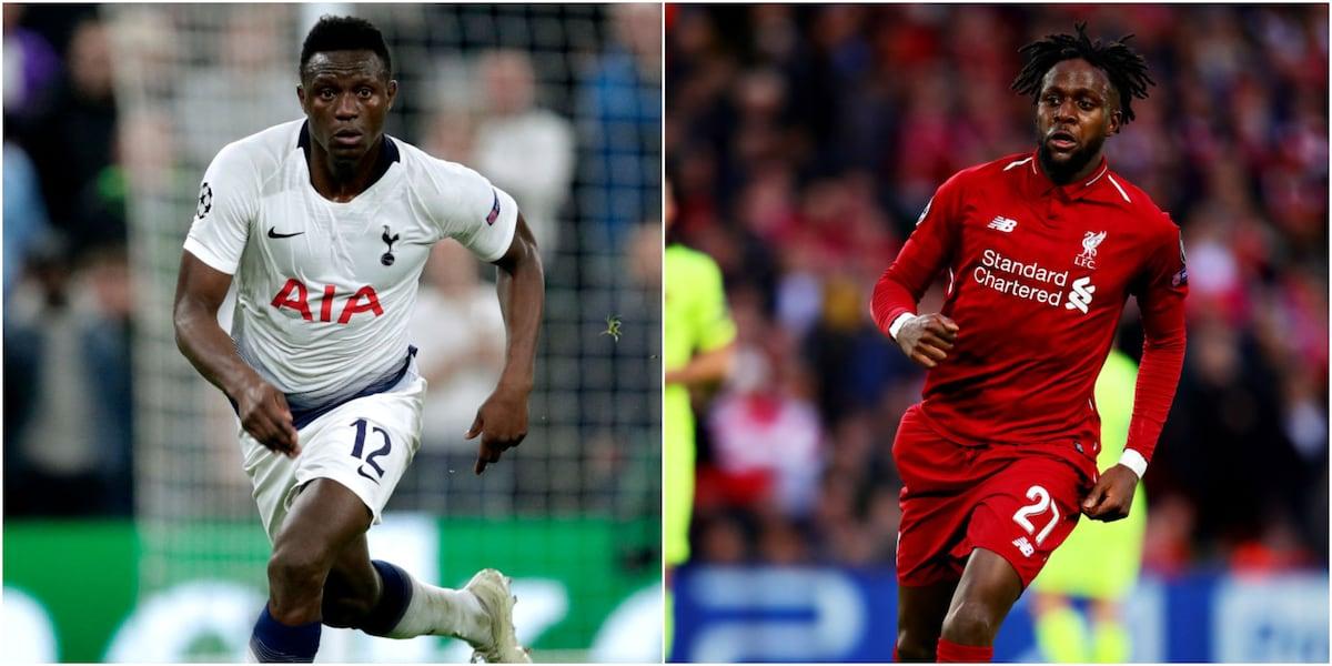 Wanyama and Origi clash in UEFA Champions League's 'mashemeji derby' final