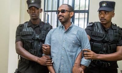 Rwandan rebel leader, Nsabimana admits guilt to terrorism