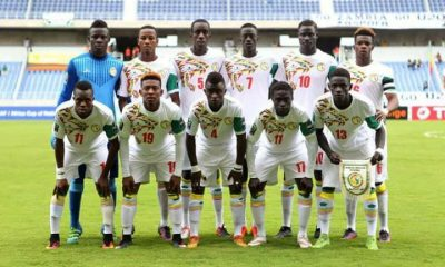 Senegal begins African charge at FIFA U-20 World Cup