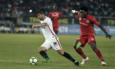 Simba lose to Sevilla in nine-goal thriller