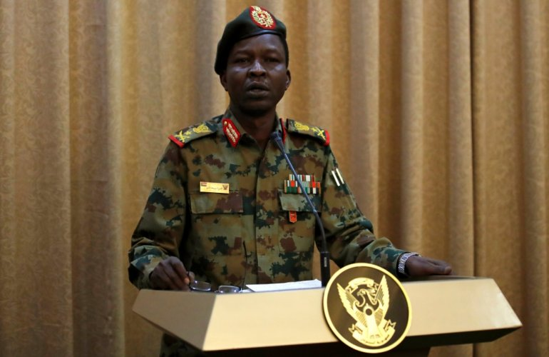 Sudan generals meet protest leaders in final talks on ruling council
