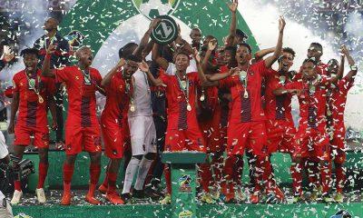 TS Galaxy wins 2019 Nedbank FA Cup