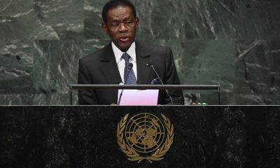 Convicts of coup bid in Equatorial Guinea handed jail terms