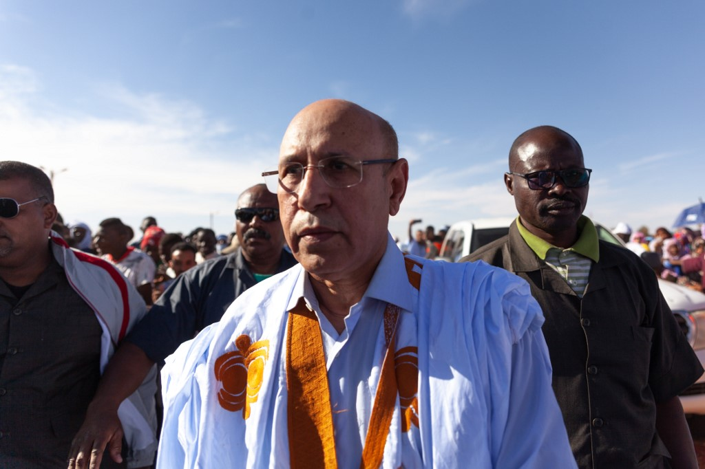 Six provisional candidates cleared for Mauritania polls