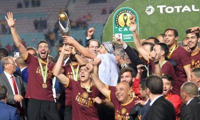 Esperance win Champions League after VAR controversy