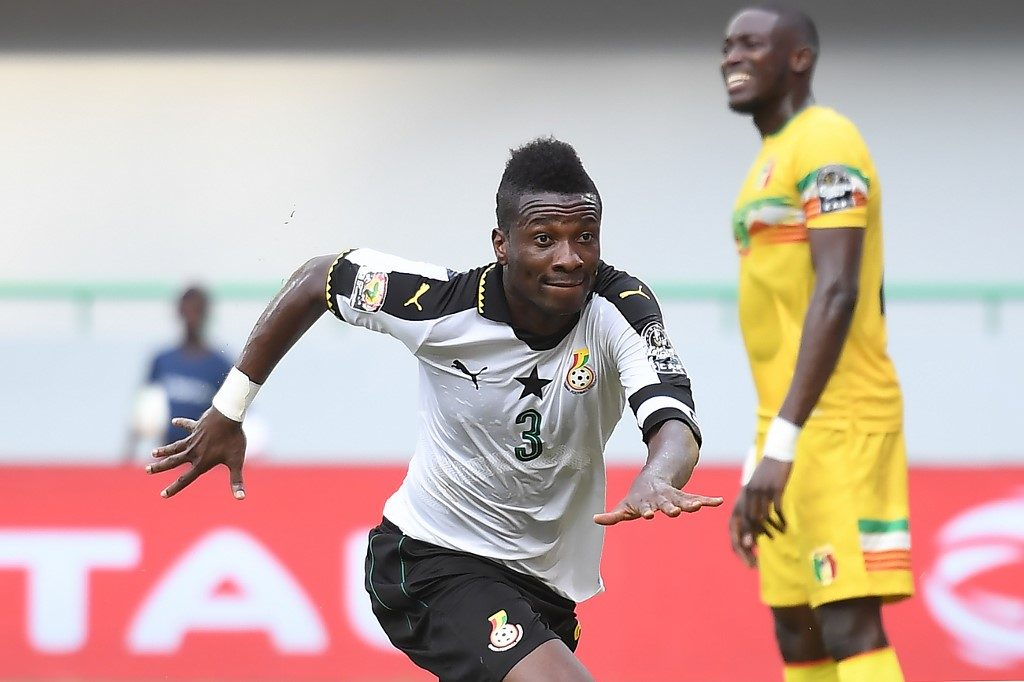 Asamaoh Gyan also makes final Ghana 2019 AFCON Squad