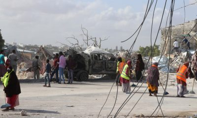 somalia journalists bash police
