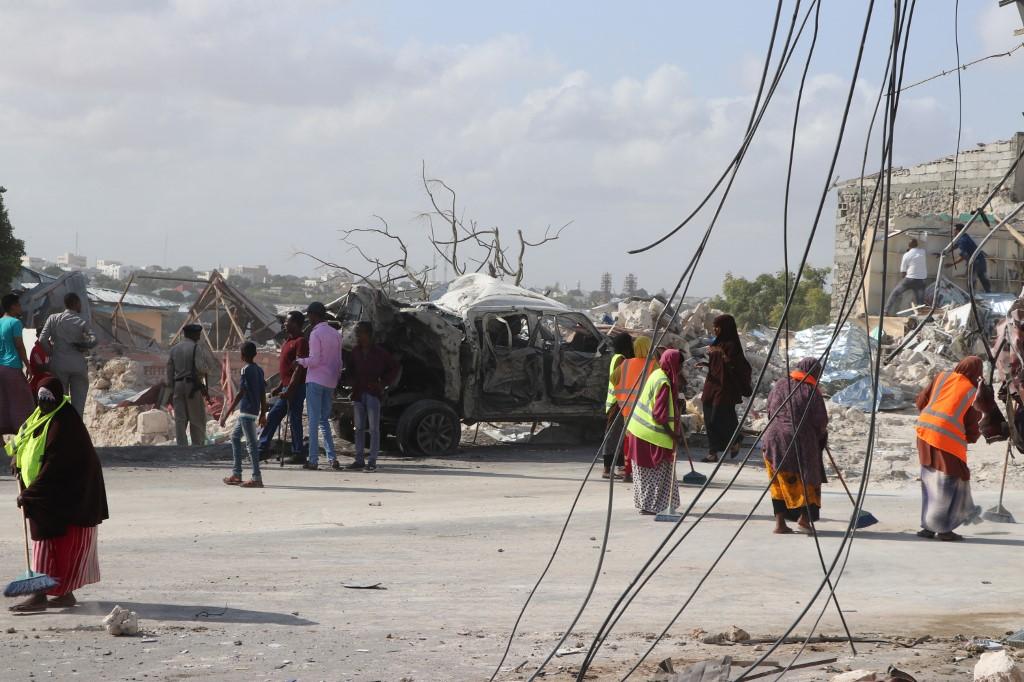 somalia journalists bash police