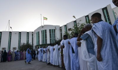 Mauritania Decides - Voters look forward to better conditions