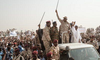 General Dagalo warns protesters against vandalism in Sudan