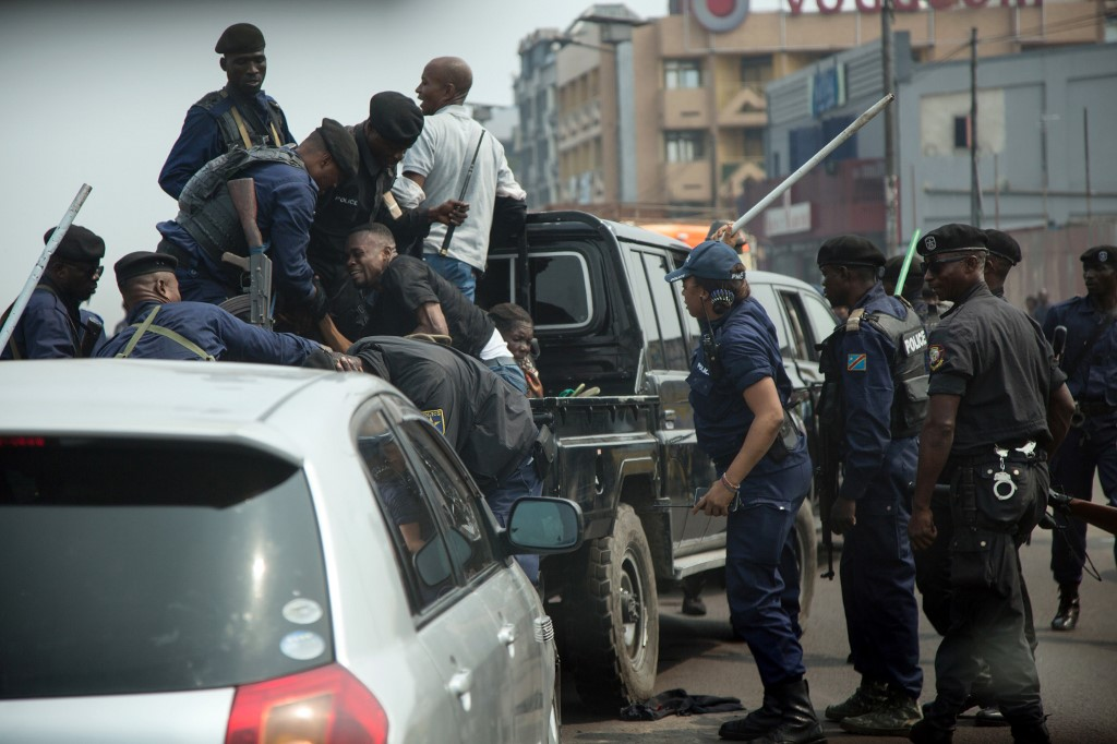 1 dead as police move to prevent banned marches