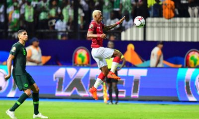 Madagascar shocks Nigeria in the AFCON 2019 with a 2-0 win against the super falons