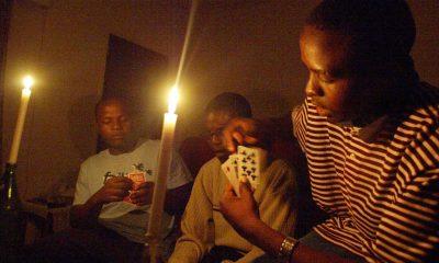 Zimbabwe power cuts