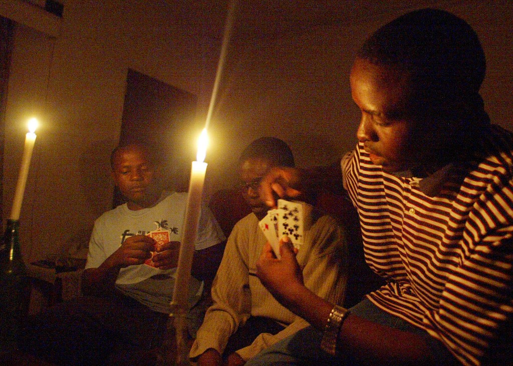 Zimbabwe power cuts